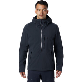 Mountain Hardwear Exposure/2 Gore-Tex Paclite Veste Stretch Homme, dark storm